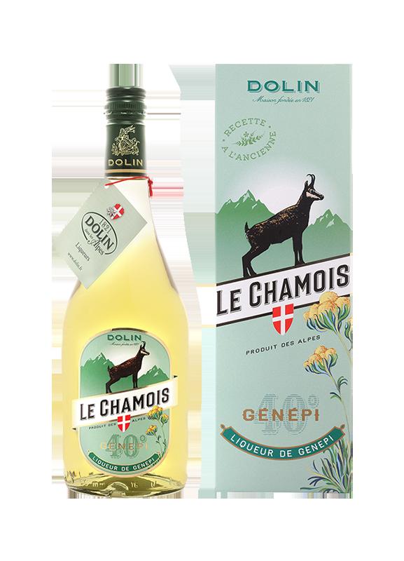 genepi le chamoix - liquor genepi