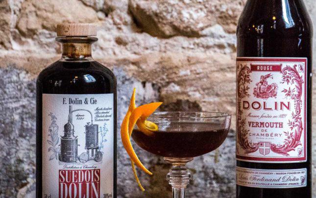Hanky panky - dry vermouth