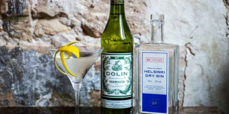 Dry Martini Dolin