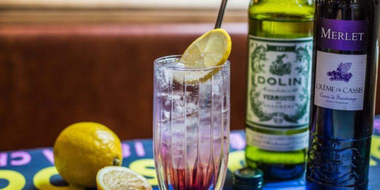 cocktail crème de cassis
