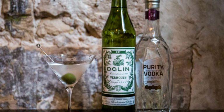 Vodka Martini Dolin