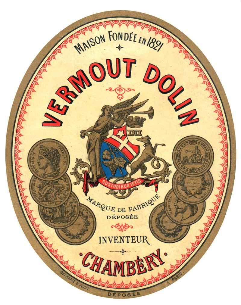 vermouth dolin