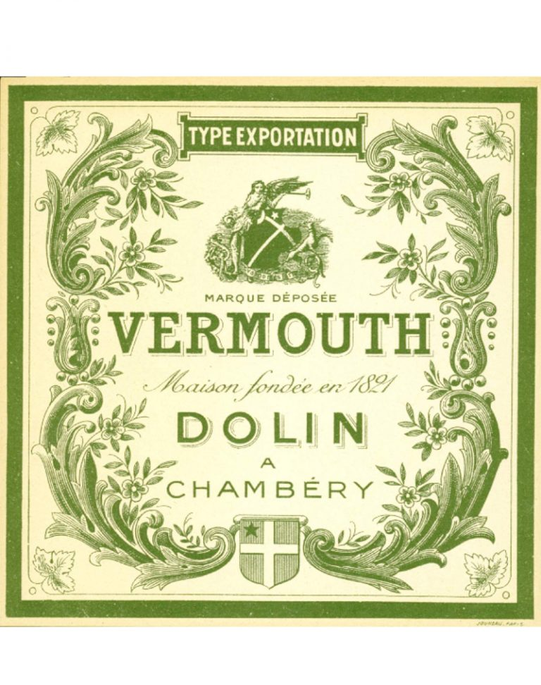 vermouth dolin