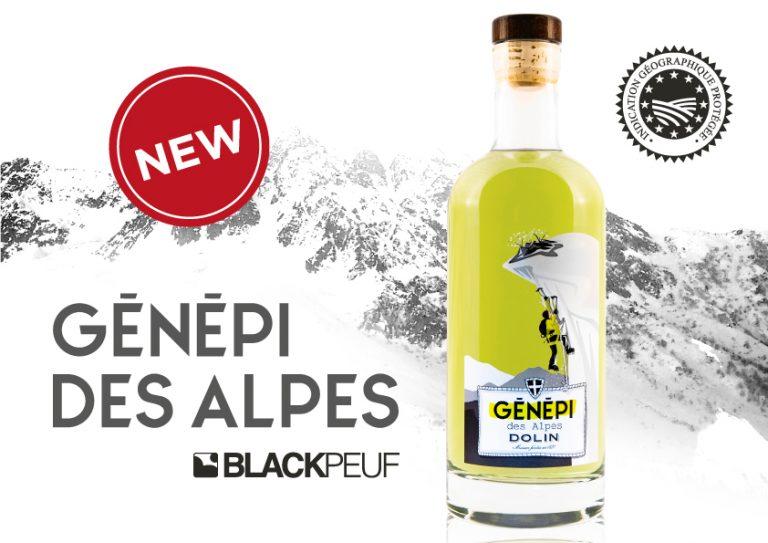 Génépi des alpes - liquor genepi